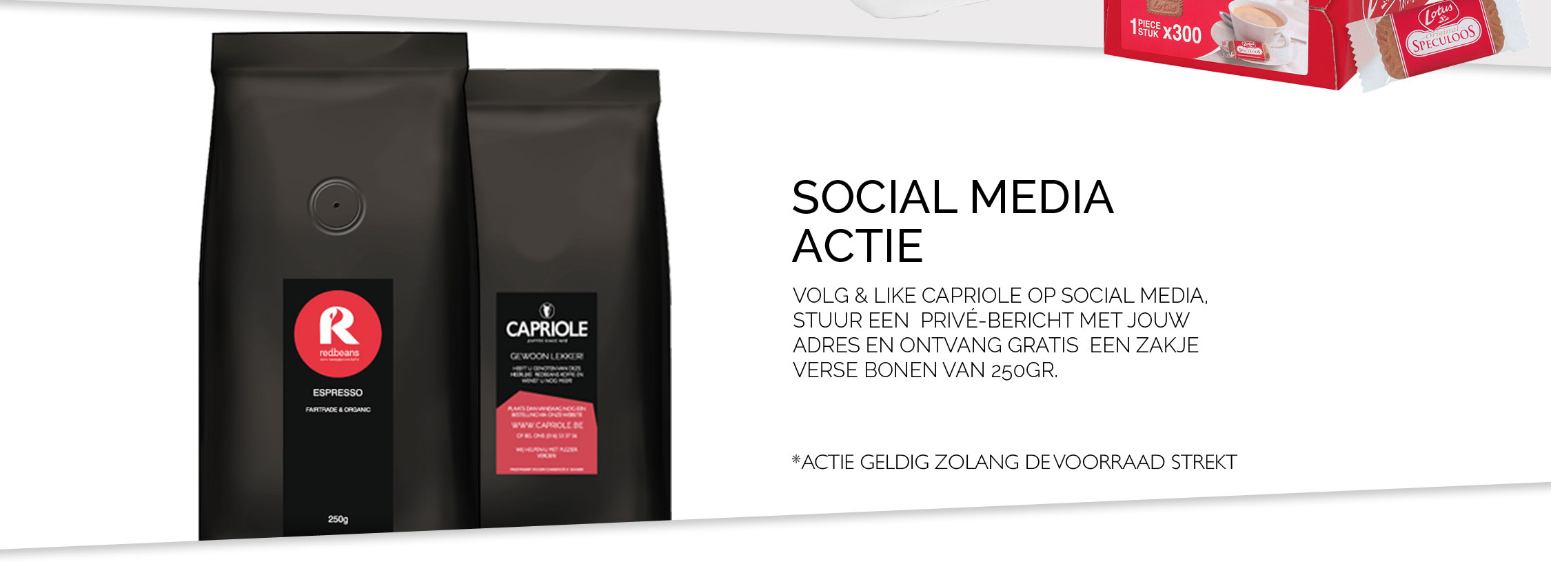 social-media-action-redbeans-capriole-coffee-service-homepage