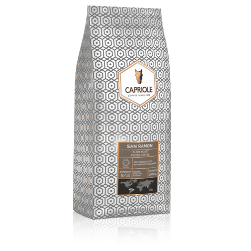Capriole Coffee San Ramon Ground Filter Coffee